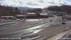 view from Electric Avenue - Lewistown on 2017-12-25