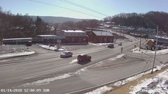 view from Electric Avenue - Lewistown on 2018-01-14