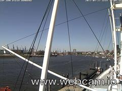 view from Cap San Diego on 2017-05-27