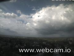 view from Wasserturm Wedel on 2017-04-14