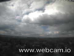 view from Wasserturm Wedel on 2017-04-19