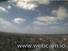 view from Wasserturm Wedel on 2017-04-20