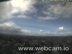 view from Wasserturm Wedel on 2017-04-23