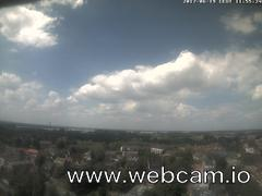 view from Wasserturm Wedel on 2017-06-19