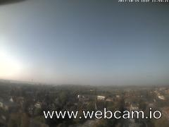 view from Wasserturm Wedel on 2017-10-15