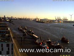 view from Altona Osten on 2018-01-08