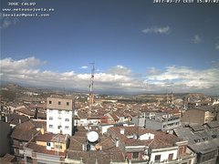 view from LOGROÑO on 2017-03-27