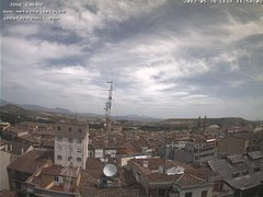 view from LOGROÑO on 2017-05-28