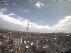 view from LOGROÑO on 2017-06-15