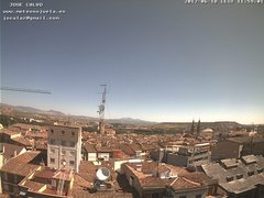 view from LOGROÑO on 2017-06-18