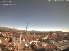 view from LOGROÑO on 2017-07-03