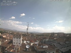 view from LOGROÑO on 2017-07-17