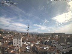 view from LOGROÑO on 2017-07-22