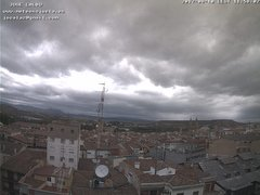 view from LOGROÑO on 2017-08-10