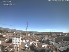 view from LOGROÑO on 2017-08-12