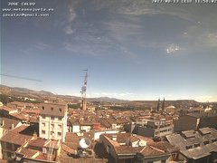 view from LOGROÑO on 2017-08-13