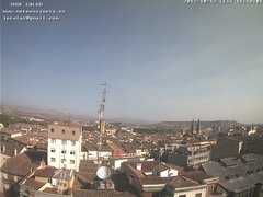 view from LOGROÑO on 2017-10-12