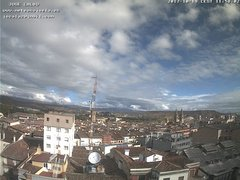view from LOGROÑO on 2017-10-19