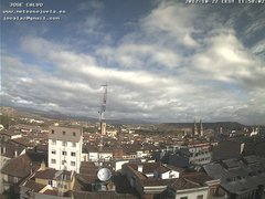 view from LOGROÑO on 2017-10-22
