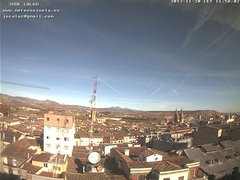 view from LOGROÑO on 2017-11-20