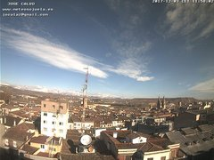 view from LOGROÑO on 2017-12-03