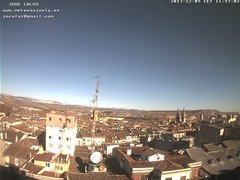 view from LOGROÑO on 2017-12-05