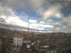 view from LOGROÑO on 2017-12-12