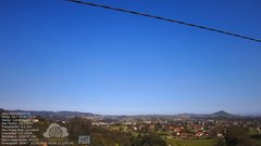 view from MeteoReocín on 2017-10-11