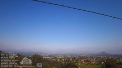 view from MeteoReocín on 2017-10-13
