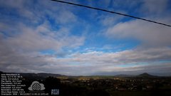 view from MeteoReocín on 2017-12-04