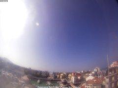 view from Oss. Meteorologico di Gabicce Mare e Cattolica on 2017-10-16