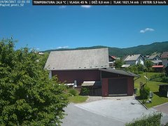 view from VREME ŽIRI-cam-1-SV on 2017-06-19