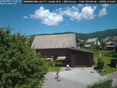 view from VREME ŽIRI-cam-1-SV on 2017-06-26