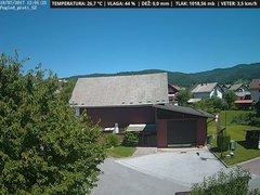 view from VREME ŽIRI-cam-1-SV on 2017-07-18