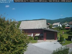 view from VREME ŽIRI-cam-1-SV on 2017-08-17