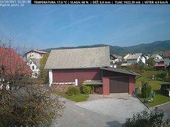 view from VREME ŽIRI-cam-1-SV on 2017-10-11