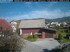 view from VREME ŽIRI-cam-1-SV on 2017-10-13