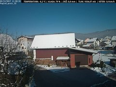 view from VREME ŽIRI-cam-1-SV on 2017-12-05