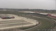 view from Eldora Speedway on 2017-12-07