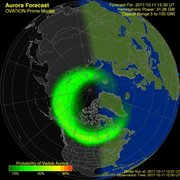 view from Aurora Forecast on 2017-10-11