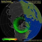 view from Aurora Forecast on 2017-10-30