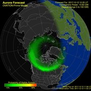 view from Aurora Forecast on 2017-12-12