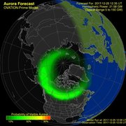 view from Aurora Forecast on 2017-12-25
