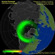 view from Aurora Forecast on 2018-01-15