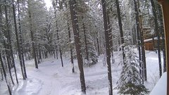 view from Cabin on 2018-01-13