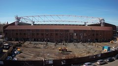 view from Hearts FC 2 on 2017-03-27