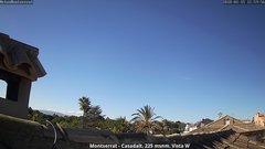 view from Montserrat - Casadalt 2(Valencia - Spain) on 2018-01-15