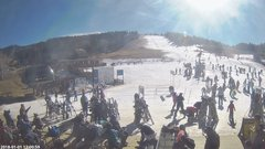 view from Angel Fire Resort - Base on 2018-01-01