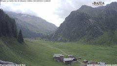 view from Val di Rèzzalo NE on 2017-07-10