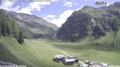 view from Val di Rèzzalo NE on 2017-07-15
